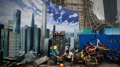 Chinese economie noteert kleinste groei in bijna 30 jaar