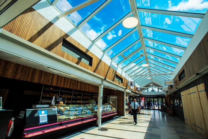 Top Vloeren Waalwijk : Nieuwe vloer winkelcentrum de els laat langer op zich wachten