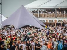 Le Ostend Beach festival aura rassemblé environ 20.000 participants