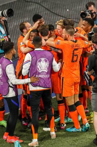 Crisis op het nippertje vermeden: Oranje trekt in knotsgek slot overwinning over de streep tegen Oekraïne