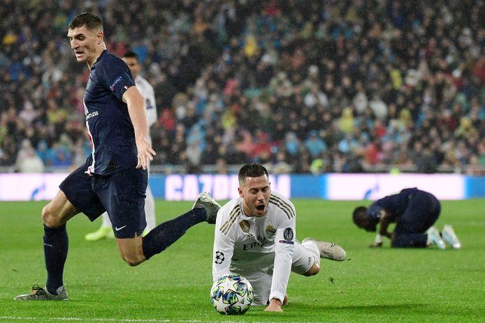 26 november 2019 en de Champions League-match tussen Real Madrid en PSG die nog vele gevolgen zou hebben.