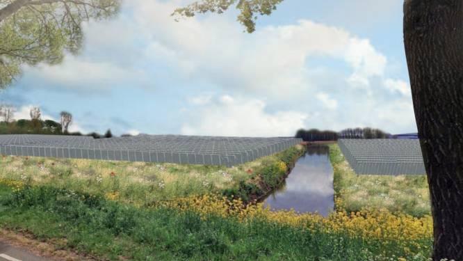 Groot zonnepark langs A15 in West Betuwe staat op losse schroeven