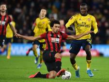 Arsenal schakelt Aké en co uit in FA Cup