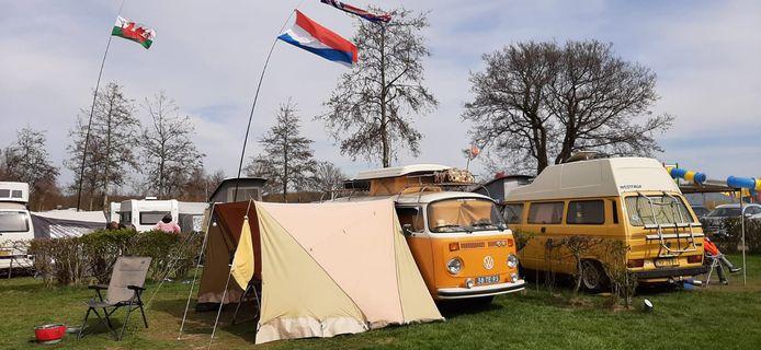 De Volkswagen T2 in Helsinki-uitvoering van Wilko de Boer uit Terschuur