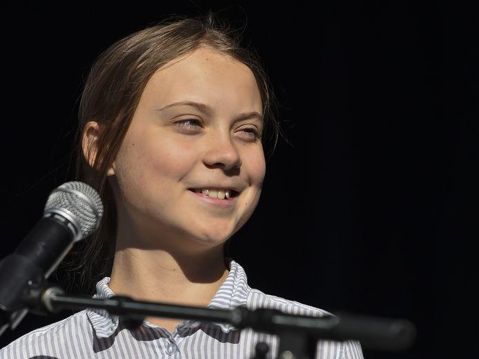 Greta Thunberg werd genoemd als een van de kanshebbers voor de Nobelprijs.