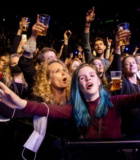 Le concert-test de Spa n'attend plus que le feu vert des autorités