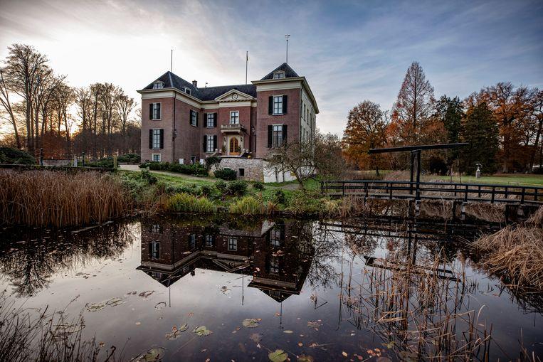 Huis Doorn was na de Eerste Wereldoorlog het ballingsoord voor de laatste Duitse keizer, Wilhelm II. Beeld Raymond Rutting / de Volkskrant