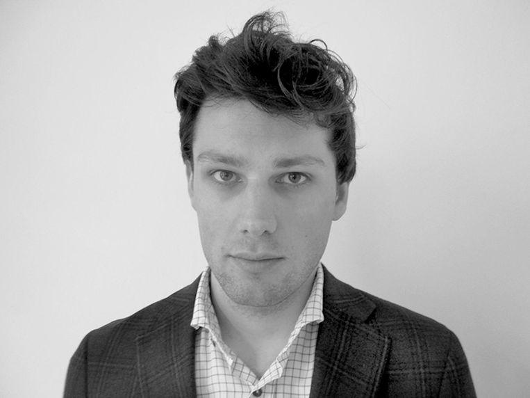 Cody Hochstenbach is onderzoeker urban geographies. Beeld -