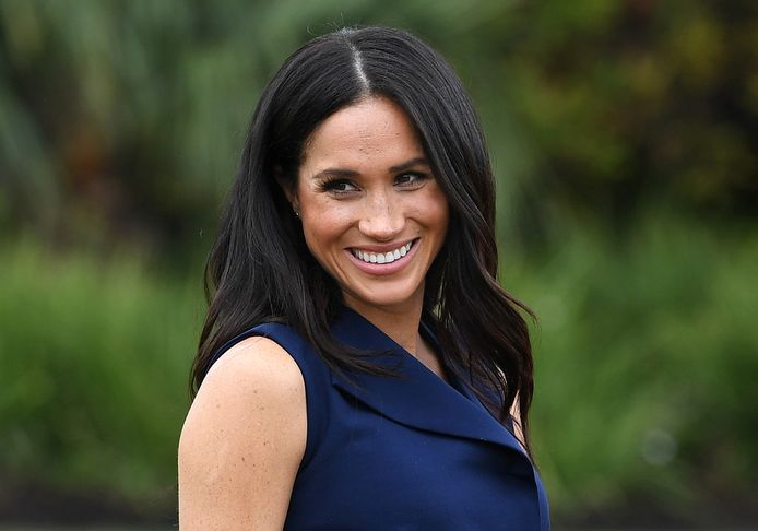 Meghan, hertogin van Sussex.