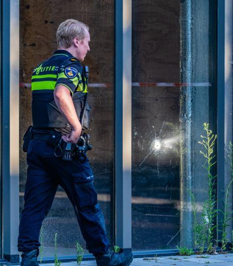 Elf hulzen, acht verdachten na schietpartij Paletplein:  'Verkoop van vuurwapens werd ripdeal'