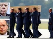 Nabestaanden MH17 eisen vervolging Opstelten en Teeven