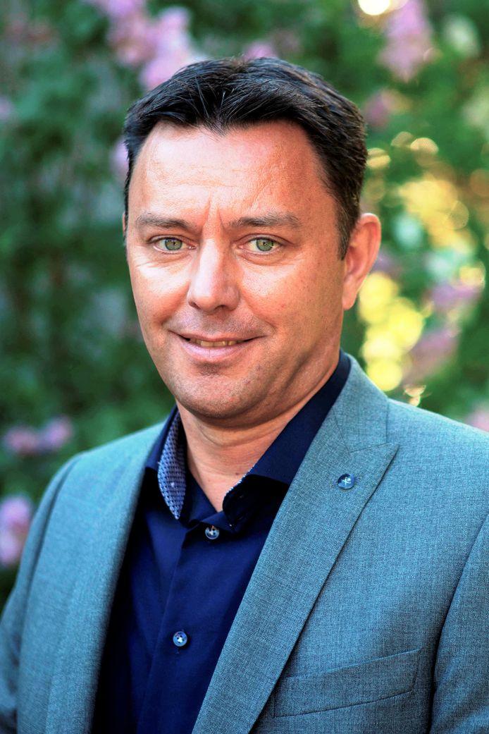 Sylvester Putters is vanaf 1 juni de nieuwe directeur van Helpt Elkander, de woningcorporatie in Nuenen.