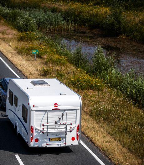 Waar moet ik op letten bij de banden van mijn caravan?