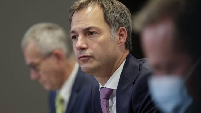 Les mesures corona prolongées jusqu'à la fin de l'année, 90 millions d'euros alloués