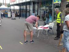 Actievoeren tegen groot zonnepark en attractiepark van Staatsbosbeheer in Zeewolde gaat door