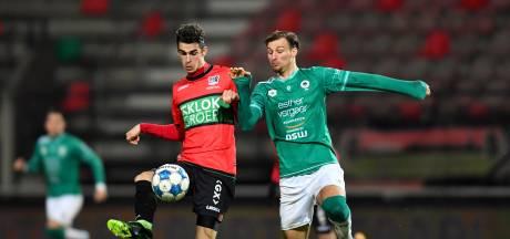 NEC werkt op vreemde bodem toe naar kwartfinale: 'Giakoumakis komt als een duveltje uit een doosje'