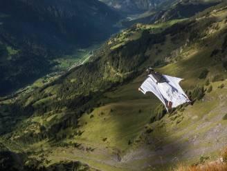 Duitser in wingsuit omgekomen na sprong uit helikopter in Zwitserland
