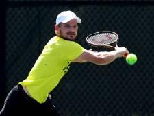 David Goffin dégringole au classement ATP
