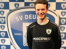 Keeper Fabijan Quirijns ruilt SV Deurne in voor  Brabantia