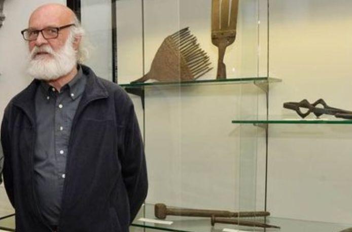 Paul De Visscher is tachtig jaar geworden.