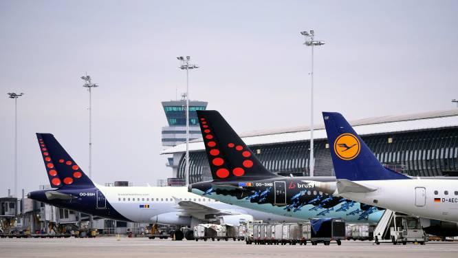 """1.000 banen op de tocht bij Brussels Airlines, ook vloot krimpt met 30 procent, """"duidelijk signaal"""" nodig van Lufthansa, zegt regering"""