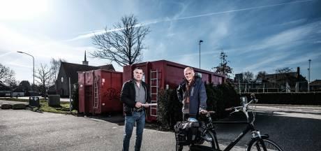 Westervoortse sportclubs lopen duizenden euro's mis als papiercontainers verdwijnen