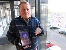 Anton (78) uit Breda verbijsterd na diefstal van reuzenrad, zijn levenswerk