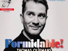 Thomas Oliemans stapt als een echte gentleman in het Franse chanson