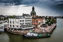 Hotel restaurant Bellevue in Dordrecht ging op 16 juni failliet.