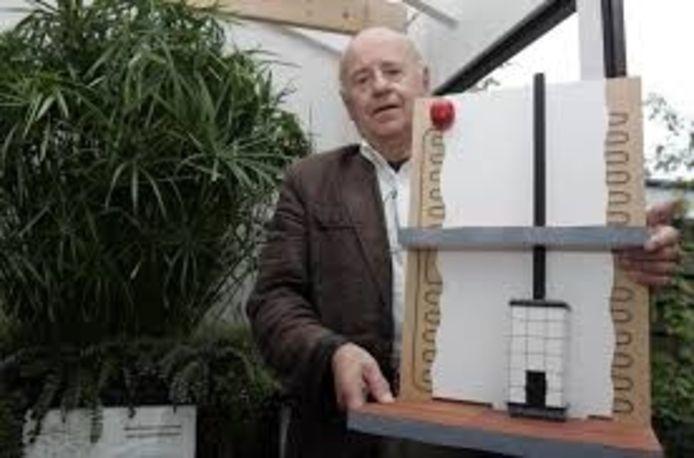 Sietz Leeflang krijgt de VIBA prijs 2015.