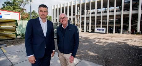 Rector-magnificus Emile Aarts van Tilburg University stopt