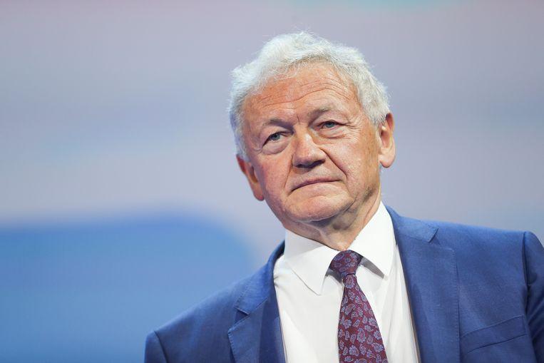 Federaal minister van Mobiliteit François Bellot. Beeld BELGA
