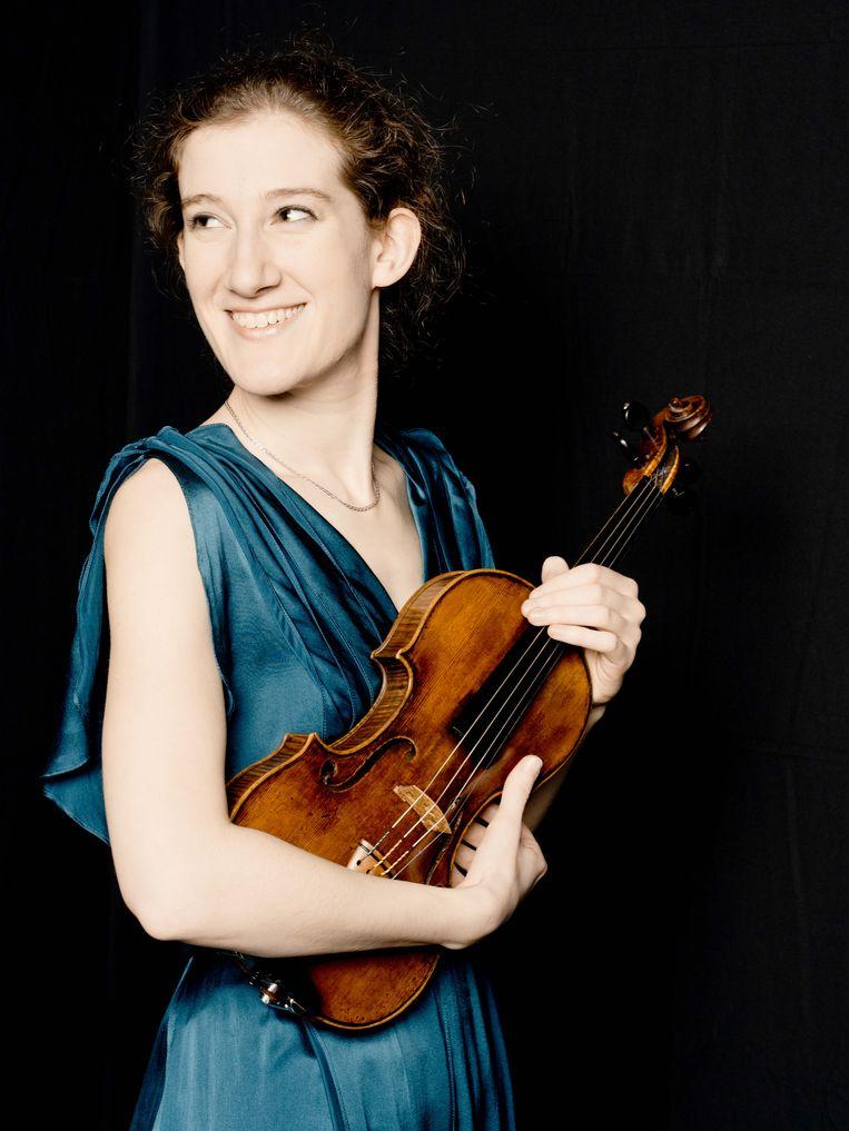 Maria Milstein. Beeld Marco Borggreve