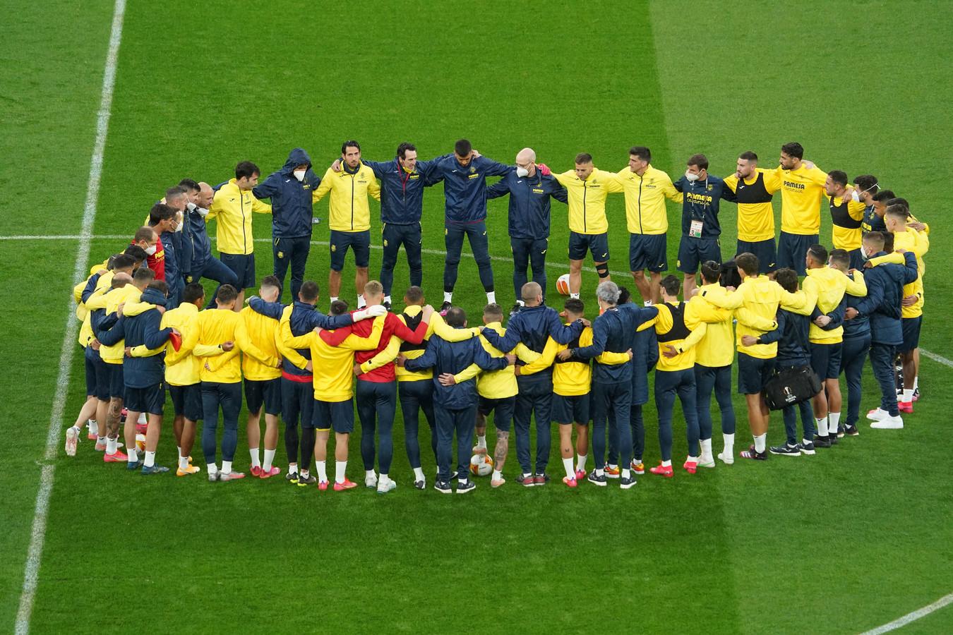 Villarreal in aanloop naar de Europa League-finale.