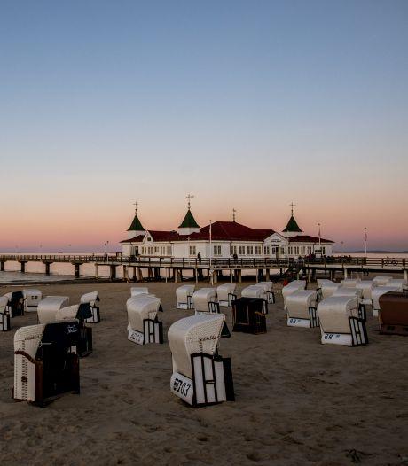 Duits eiland Usedom is het luxe badhuis van Berlijn