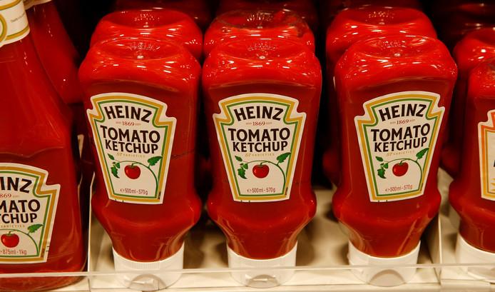 Heinz lanceert chocoladetruffels gevuld met een crème van chocolade en Heinz Tomato Ketchup.