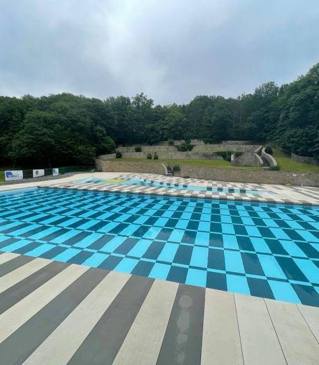 """Ensevelie sous la boue, la piscine de Charleroi-les-Bains va déjà rouvrir: """"Chapeau"""""""
