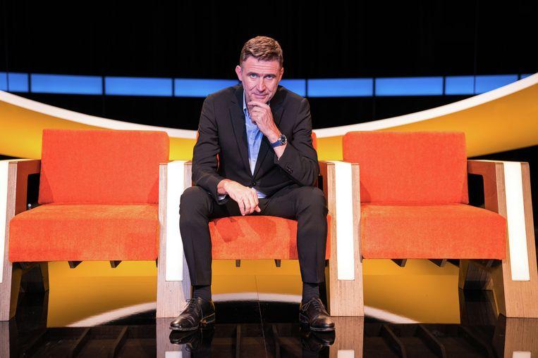 Erik Van Looy. Beeld SBS Belgium