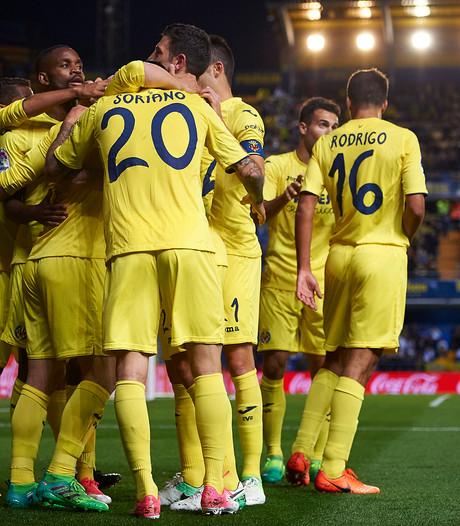 Villarreal geeft Champions League nog niet op