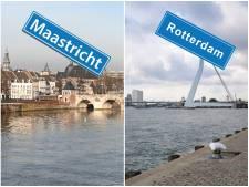 Maastricht is dé stad, maar Rotterdam heeft Ahoy