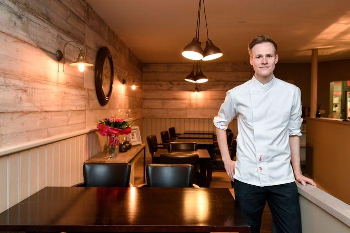 Wim Van Hecke is de Zeelse nieuwkomer in de culinaire gids Gault&Millau.