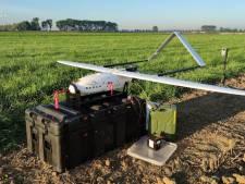 """Antwerpse haven houdt testvlucht met 'fixed wing drone': """"Onderzoeken hoe toestellen kunnen helpen bij noodsituaties"""""""
