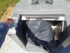 Betaal je straks door het nieuwe afvalsysteem de volle mep voor een pedaalemmerzakje restafval?
