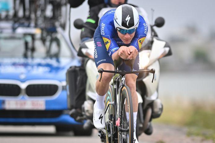 Remco Evenepoel prendra-t-il le départ de la troisième étape du Tour du Benelux?