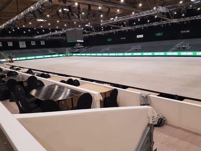 Indoor Brabant is dit jaar zonder publiek.