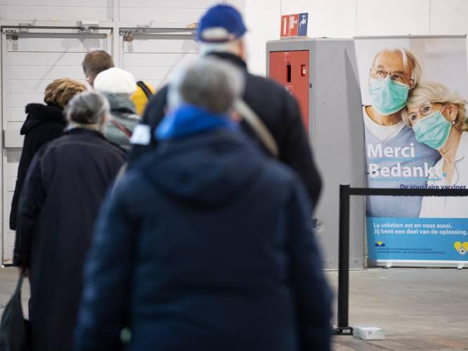 35 procent ingeënt, maar Brusselse vaccinatiemotor sputtert al: tempo slechts half zo hoog als in Vlaanderen
