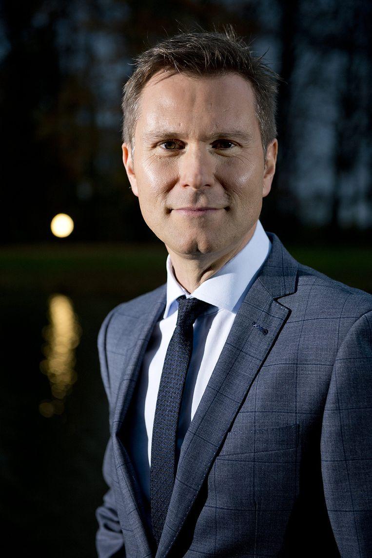 Collega-anker Wim De Vilder:
