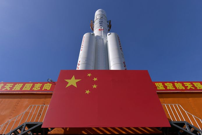 De reis naar Mars is een volgende stap in het ambitieuze ruimtevaartprogramma van China.