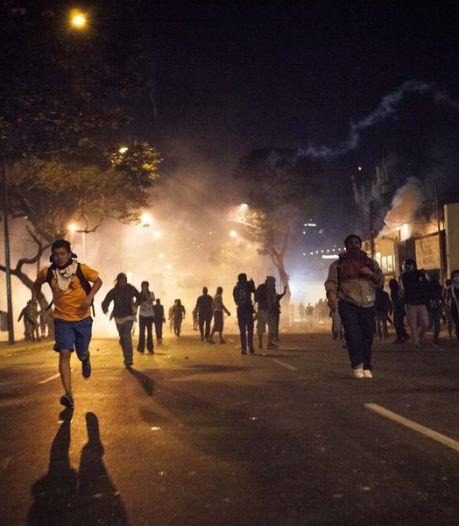 Des étrangers arrêtés lors d'affrontements au Venezuela