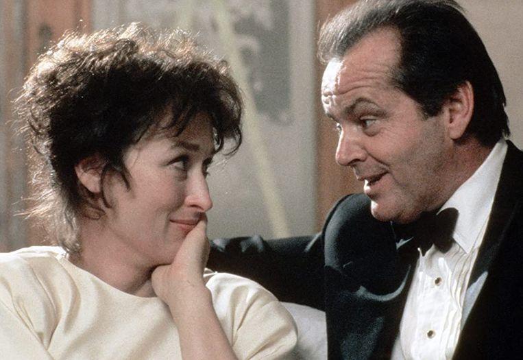 Heartburn (1986), met Meryl Streep en Jack Nicholson. Beeld